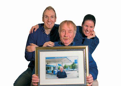 50-jähriges Firmenjubiläum von Herrmann Johannes